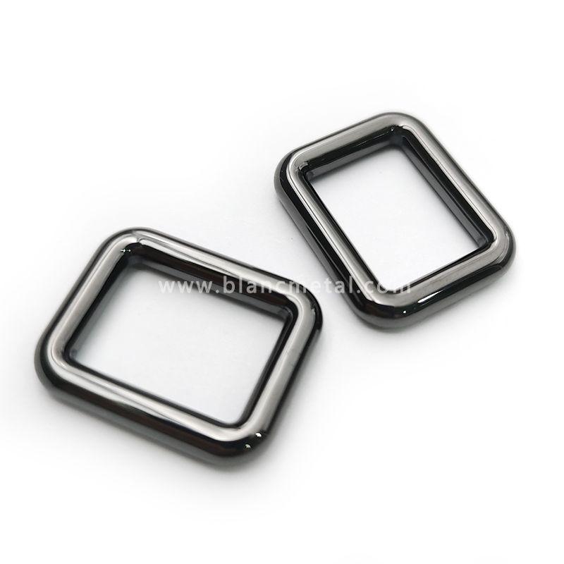 Ceramic square ring