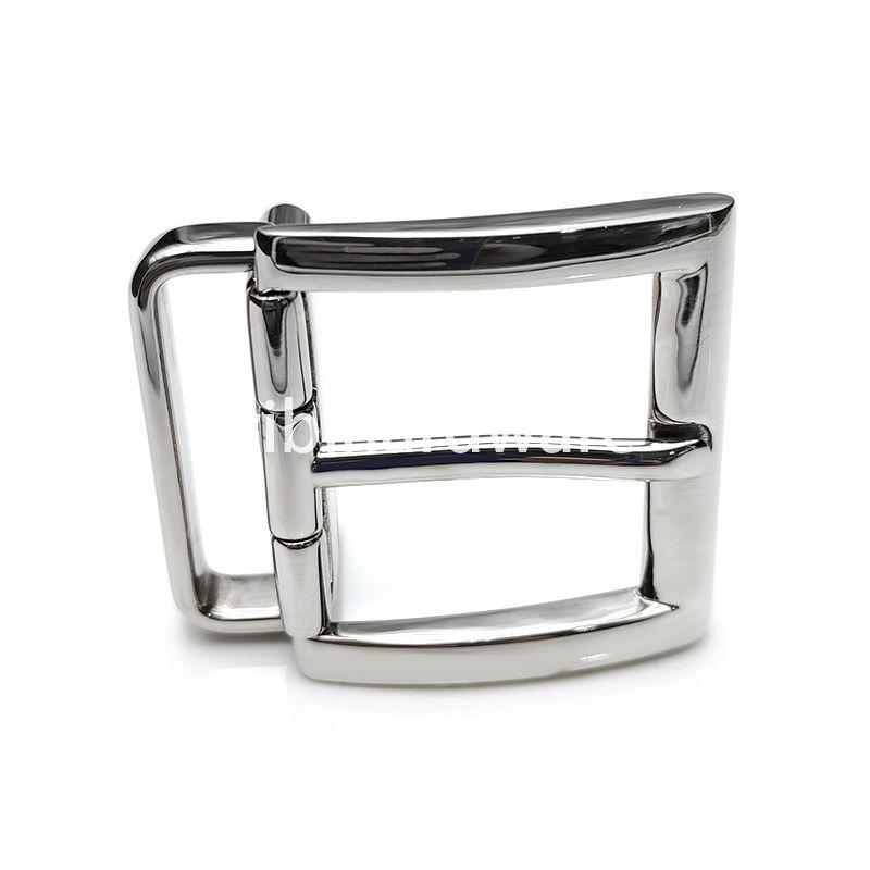 Stainless steel belt buckle