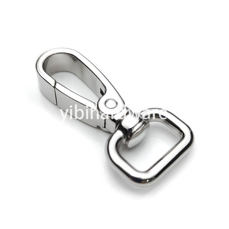 custom stainless steel snap hook manufacturer