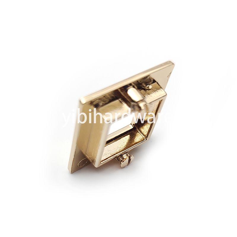 zinc alloy bag lock part