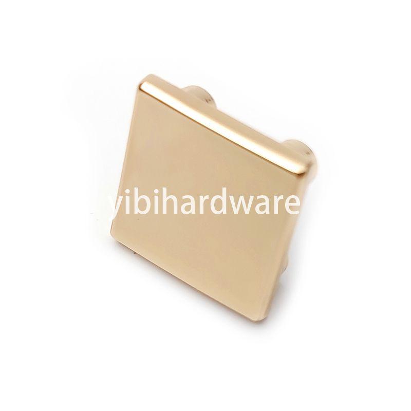zinc alloy bag plate piece