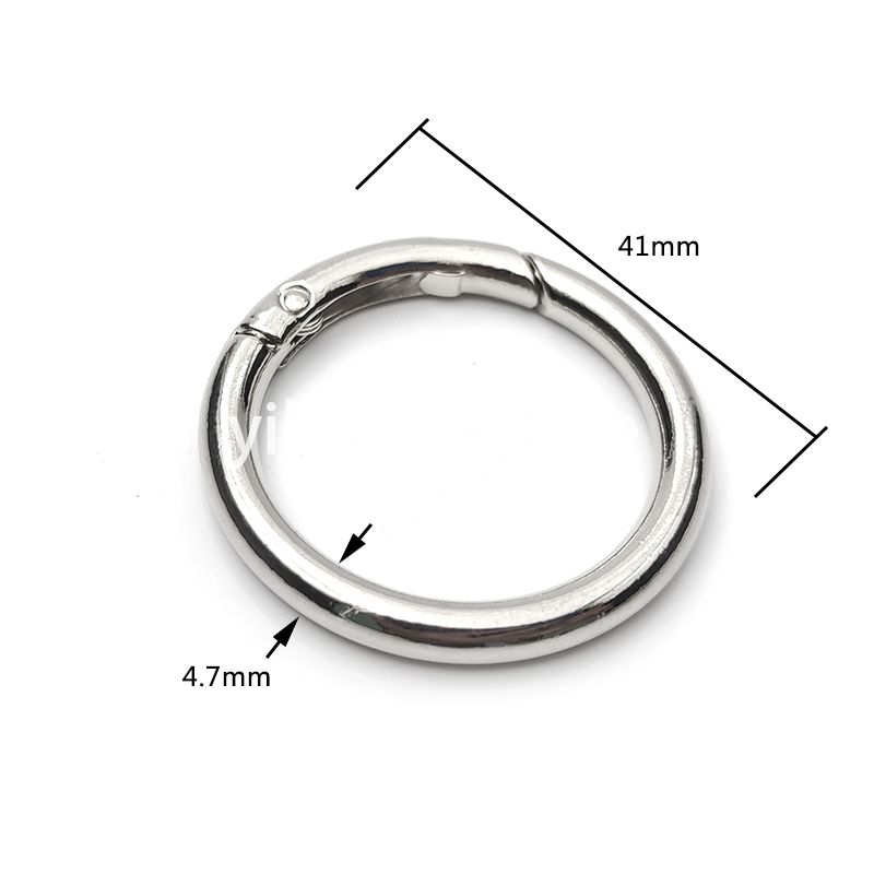 zinc alloy o ring