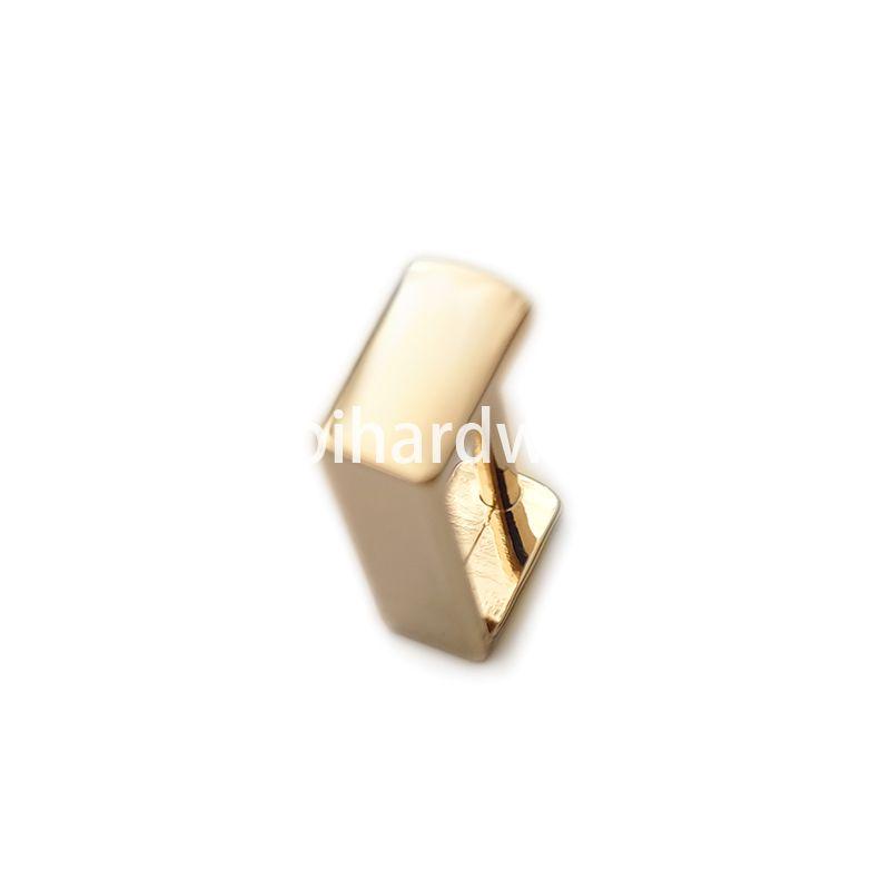 zinc alloy bag buckle