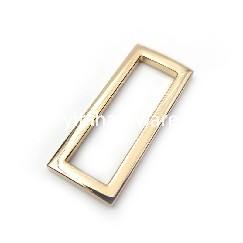 zinc alloy rectangular ring