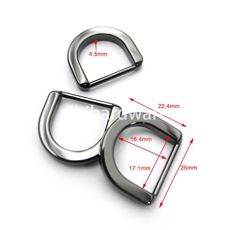 Cerimic D ring