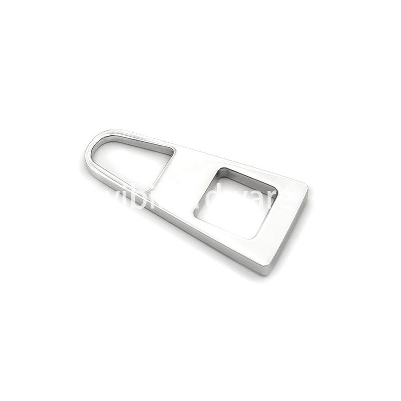 stainless steel  zipper puller