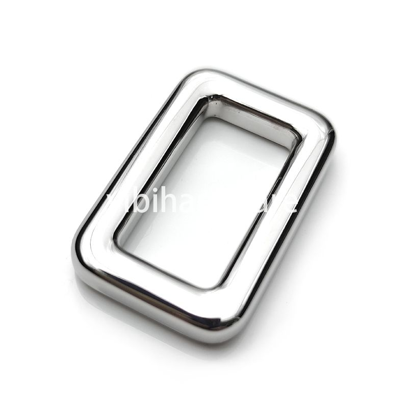 Stainless steel rectangular ring-2